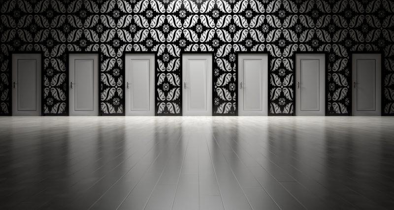 Ytterdörrar - Öppna upp möjligheter